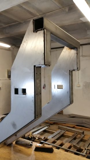 maszyna do huty aluminium