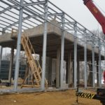 konstrukcja stalowa Piaszczyna